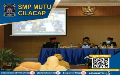 Pembinaan Guru dan Karyawan SMP Muhammadiyah 1 Cilacap